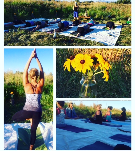 Freedom Farm Yoga